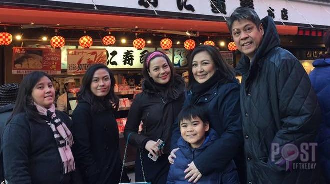 LOOK: Sharon Cuneta and KC Concepcion's heartwarming birthday messages for Senator Kiko Pangilinan