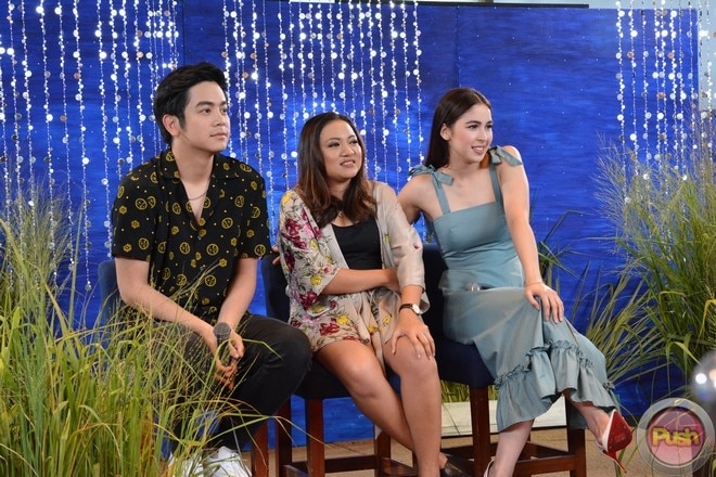 Julia Barretto and Joshua Garcia's new movie Love You To The Stars and Back is directed by Antoinet
