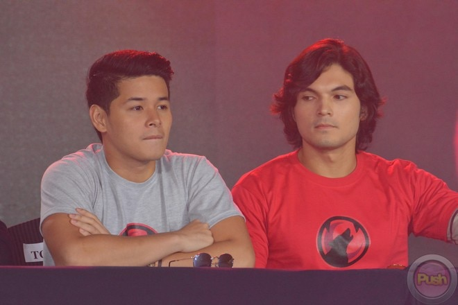 The cast of La Luna Sangre graced the AsiaPOP Comicon Manila 2017.
