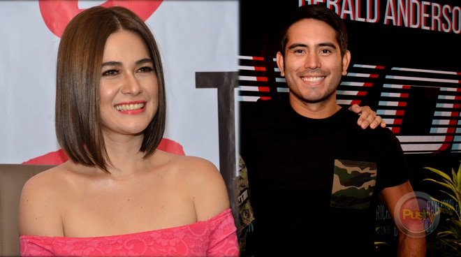 What is the real score between Bea Alonzo and Gerald Anderson?