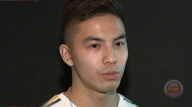 Who is Tony Labrusca's ultimate showbiz crush?