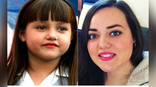 Remember the child star from 'Chabelita'? This is her life now.