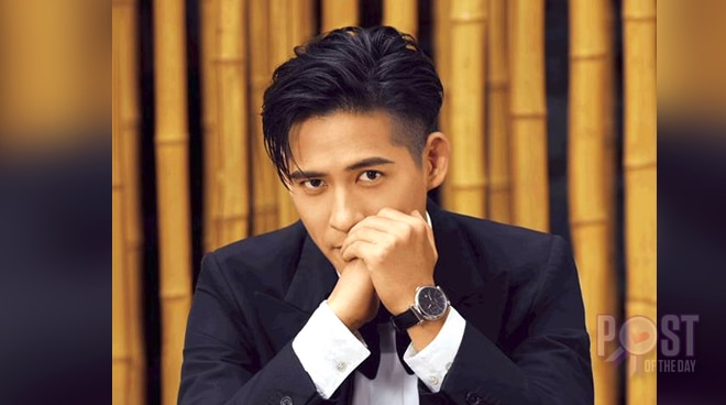 LOOK: F4's Vic Zhou excites fans with latest magazine cover