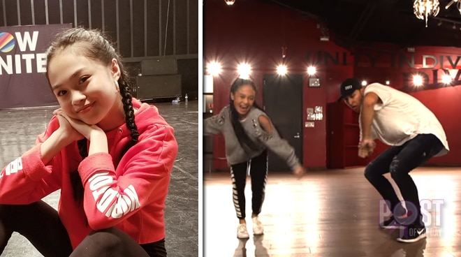 "WATCH: AC Bonifacio dances to Taylor Swift's ""Look What You Made Me Do"""