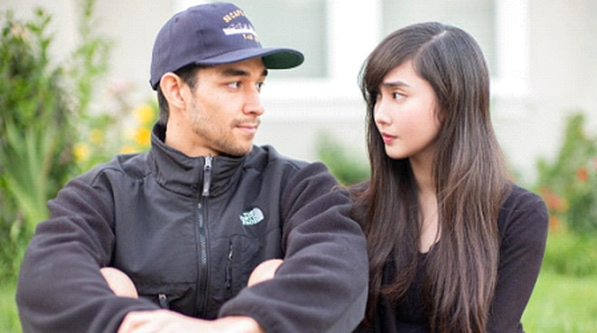 Alodia Gosiengfiao visits Wil Dasovich to support him in his battle with cancer