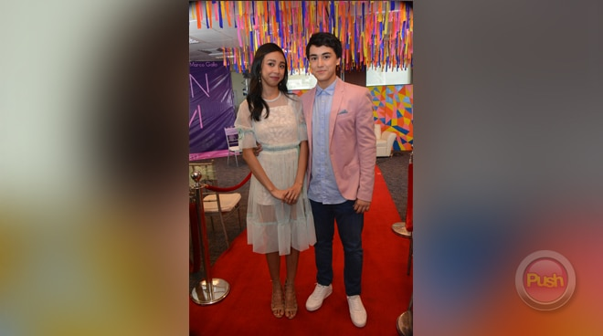 Edward Barber: 'Maymay (Entrata) is the most humble person I know, ever!'