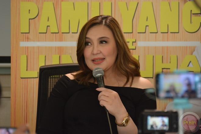 Sharon Cuneta stars in the Cinemalaya entry 'Ang Pamilyang Hindi Lumuluha'.