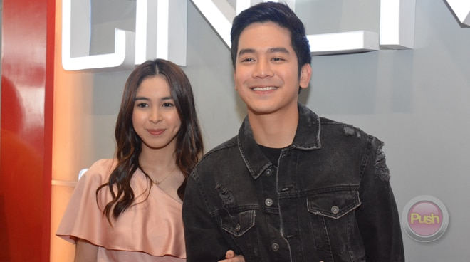 EXCLUSIVE: Joshua Garcia and Julia Barretto are planning to go to New York together