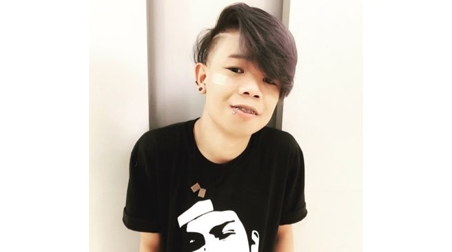 Did Marlou Arizala change his name to Xander Ford on social media?