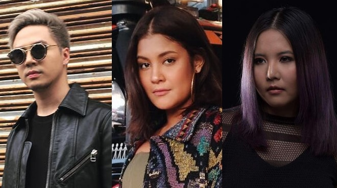 Sam Concepcion, Kiana and Marion released electronic tracks for Tarsier Records