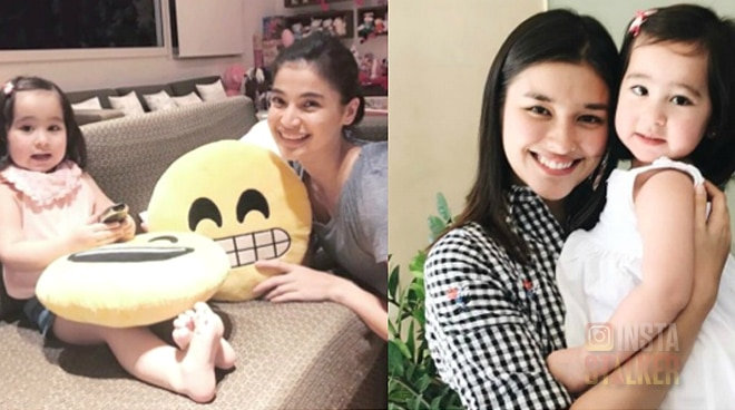 Five celebrities who were captivated by Scarlet Belo's cuteness