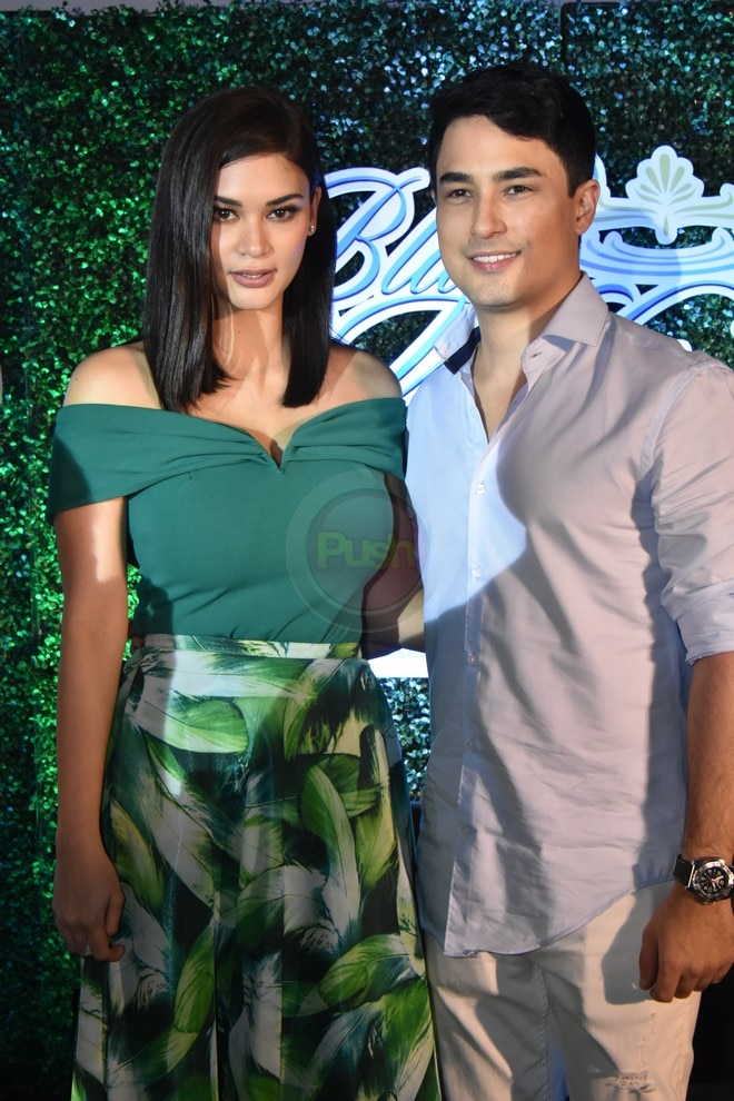 Pia and Marlon are the new faces of Bluewater Day Spa.