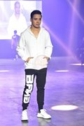 Vice Ganda, Jake Cuenca, BiCol and more celebrities starred at designer Bang Pineda's fashion show.