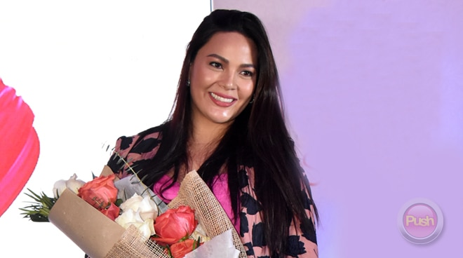 KC Concepcion talks about the men in her life