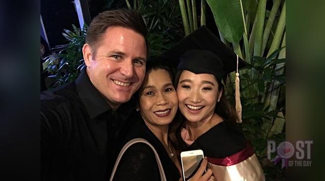 Pokwang shares heartfelt message on daughter Mae Subong's college graduation day
