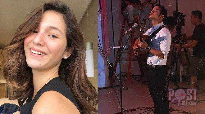 LOOK: Barbie Imperial gets a surprise from JM de Guzman
