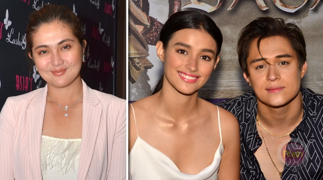 Dimples Romana reveals the truth about LizQuen on 'Bagani'