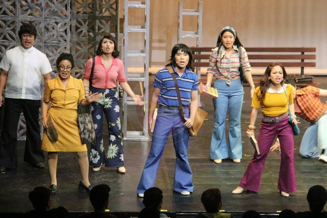 9 Works Theatrical and Globe Live's 'Eto Na! Musikal nAPO!' features the songs of APO.