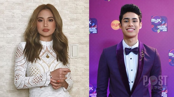 Julie Anne San Jose hopes to work with Donny Pangilinan