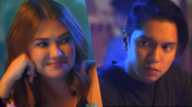 WATCH: Angelica Panganiban and Carlo Aquino's reunion movie teaser sends netizens to a trip down memory lane
