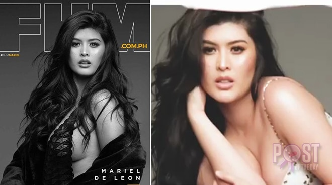 LOOK: Mariel de Leon sizzles as FHM's first digital cover girl