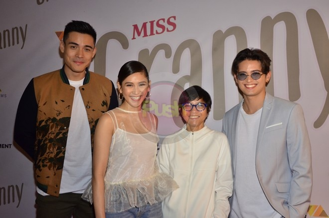 Directed by Joyce Bernal, Miss Granny is set to hit cinemas on August 22.
