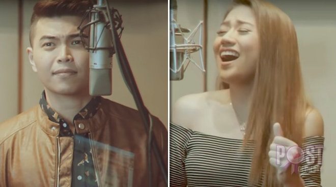 LOOK: Morisette Amon and Daryl Ong's song cover reaches 5M views