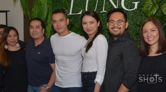 Jake Cuenca stars in the Philippine premiere of the theater play Lungs