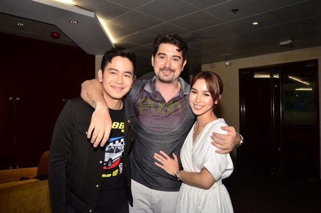 Joshua Garcia at Julia Barretto, bibida sa upcoming zombie film na Block Z.