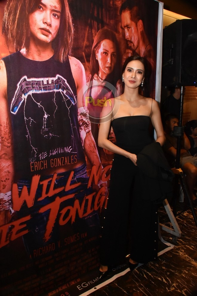 'We Will Not Die Tonight' starring Erich Gonzales is part of the 2018 Pista ng Pelikulang Pilipino.