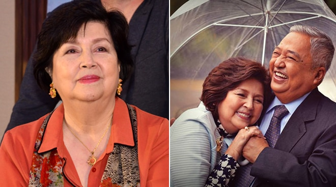 Boots Anson-Roa shares how husband Atty. King Rodrigo courted her at 68