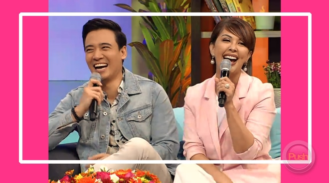 Pops Fernandez shares how her friendship with Erik Santos started