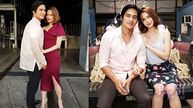 Arci Munoz posts kilig message for Piolo Pascual