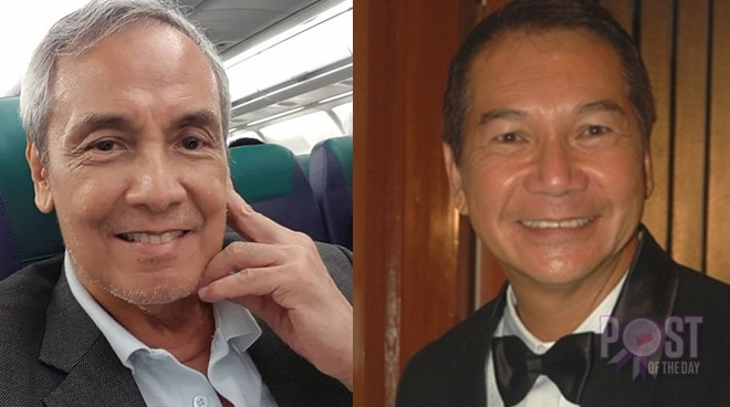 Jim Paredes and Boboy Garovillo react to the APO musical
