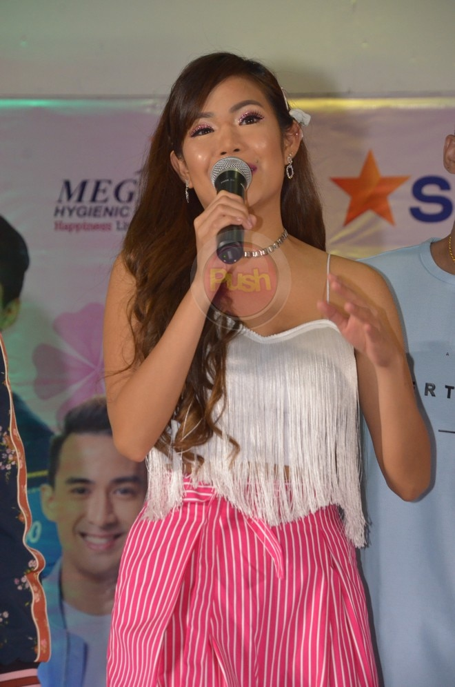 Megasoft endorsers Myrtle, Ryle & Young JV entertained their fans with activities at the Star Mall