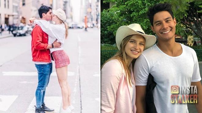 Daniel Matsunaga and girlfriend bring the kilig vibes to New York