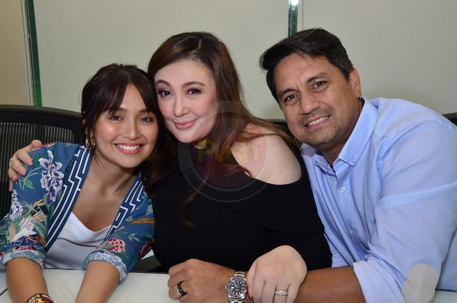 To be directed by Cathy Garcia-Molina, the movie will be called Three Words To Forever.