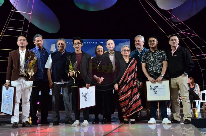 ICYMI, here are some the event highlights of the 2018 Cinemalaya Awards Night