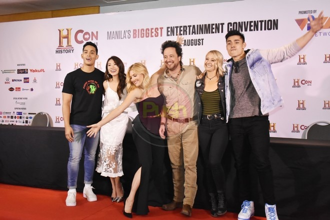 ICYMI, here are the happenings at the opening day of History Con Manila 2018.