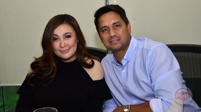 What made Sharon Cuneta say 'yes' to reunion project with ex-boyfriend Richard Gomez?