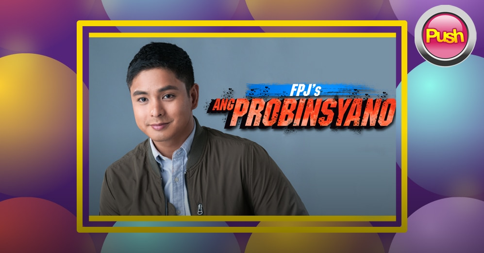 "ABS-CBN releases press statement on ""FPJ'S Ang Probinsyano's"" use of Dingdong Dantes' family photos"