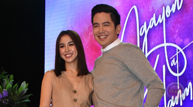 Julia Barretto on doing intimate scenes with Joshua Garcia in 'Ngayon at Kailanman': 'I'm very open'