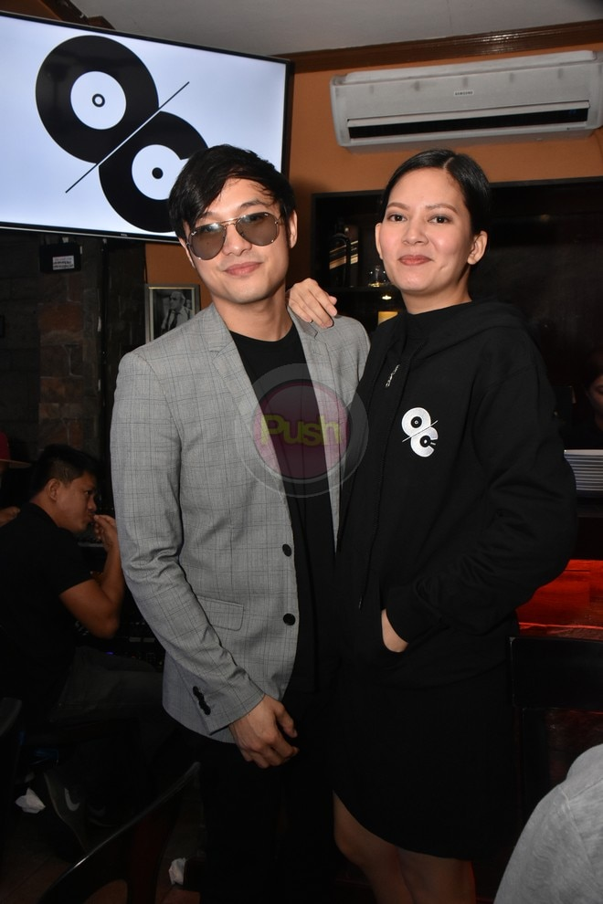 Kean Cipriano teamed up with Viva's Vic del Rosario to form O/C Records.
