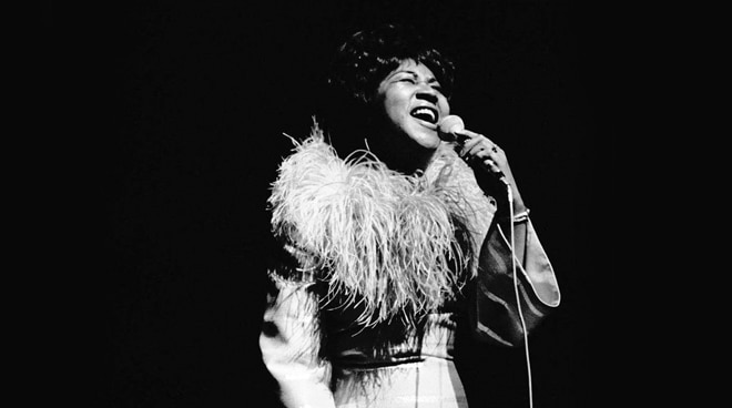 Iconic American singer Aretha Franklin passes away