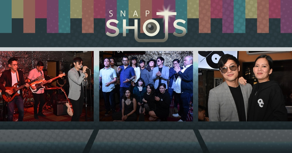 PHOTOS: Kean Cipriano, Unique Salonga and more artists, launched under O/C Records