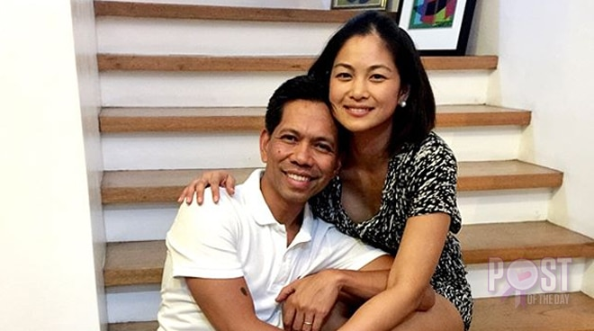 Miriam Quiambao says getting pregnant at 43 is a miracle