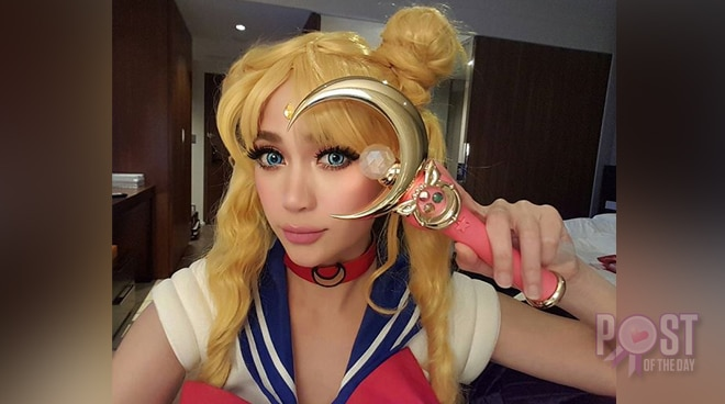 LOOK: Arci Munoz gives a sneak peek of her Sailor Moon collection