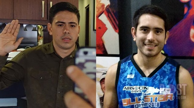 LOOK: Gerald Anderson's brother Ken joins the US Navy