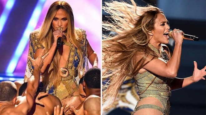 Wow! Jennifer Lopez gives fans the ultimate early 2000s throwback with her VMAs 2018 performance
