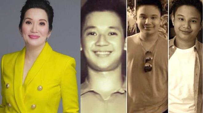 LOOK: Kris Aquino shares 'lookalike' photos of father Ninoy Aquino and son Bimby